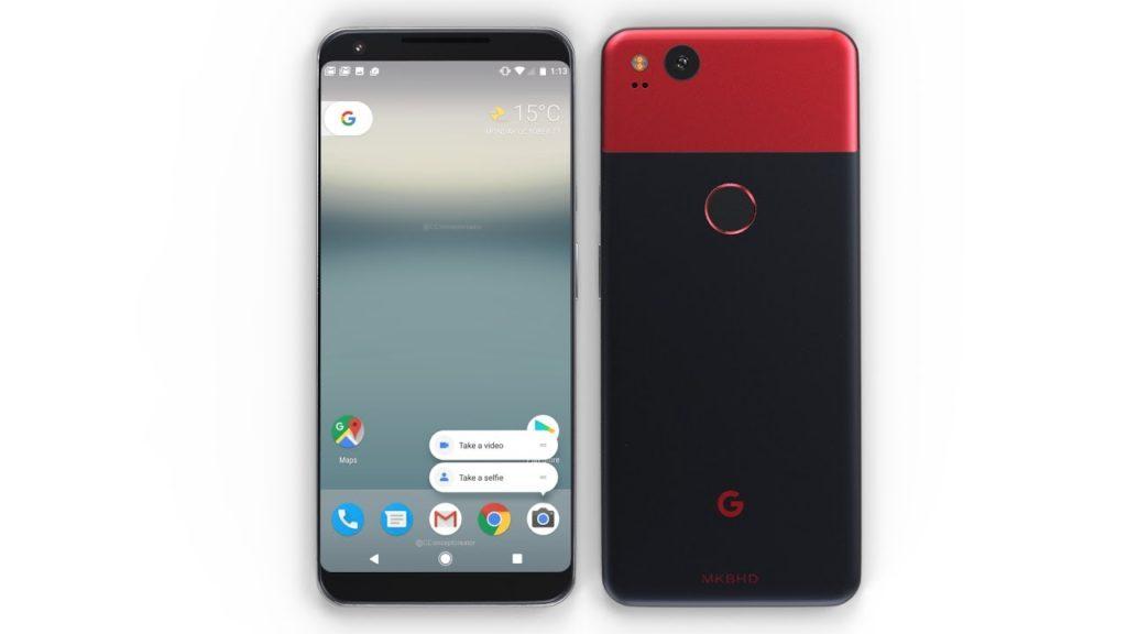 pixel 2 xl - Bestphones of 2018 | TrendMut