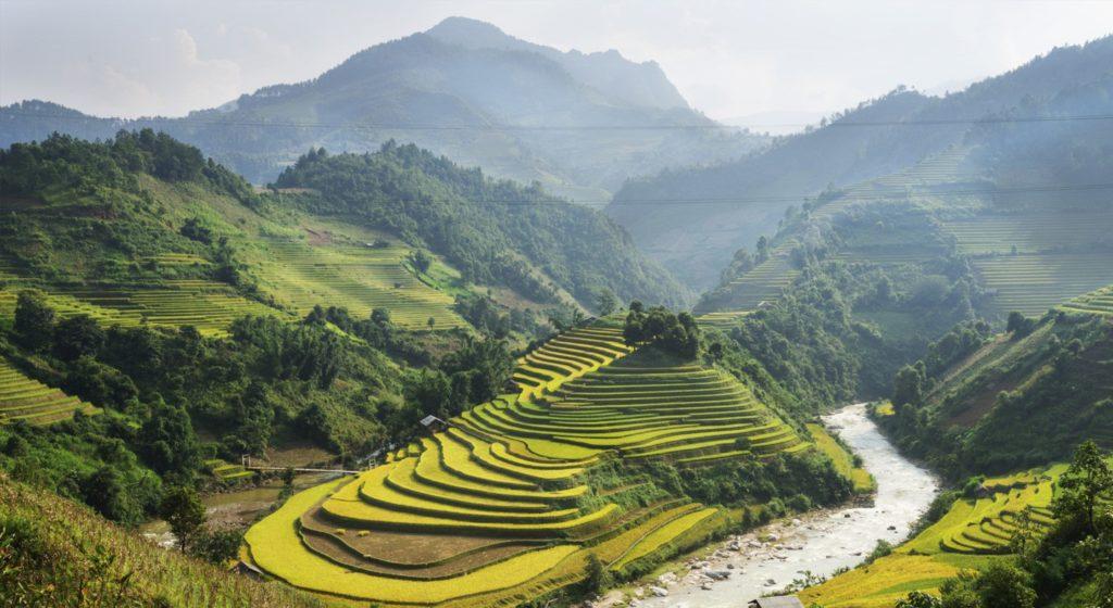 Vietnam- best cheap travel destinations 2018