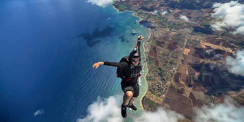 waialua-skydiving2 skydive in usa