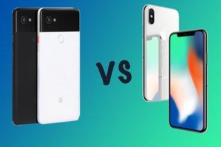IphoneX vs Google Pixel 2 - best phone 2018 -TrendMut - pixel2Xl 2