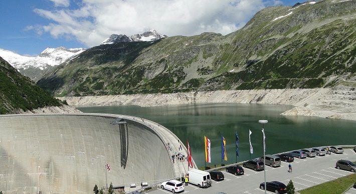 Kolnbrein Dam (Kölnbreinsperre), Carinthia, Austria - Best places to bungee jump - 2018 - TrendMut- USA