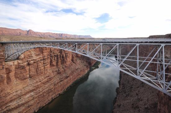Navajo Bridge, Marble Canyon, Arizona - Best places to bungee jump - 2018 - TrendMut- USA