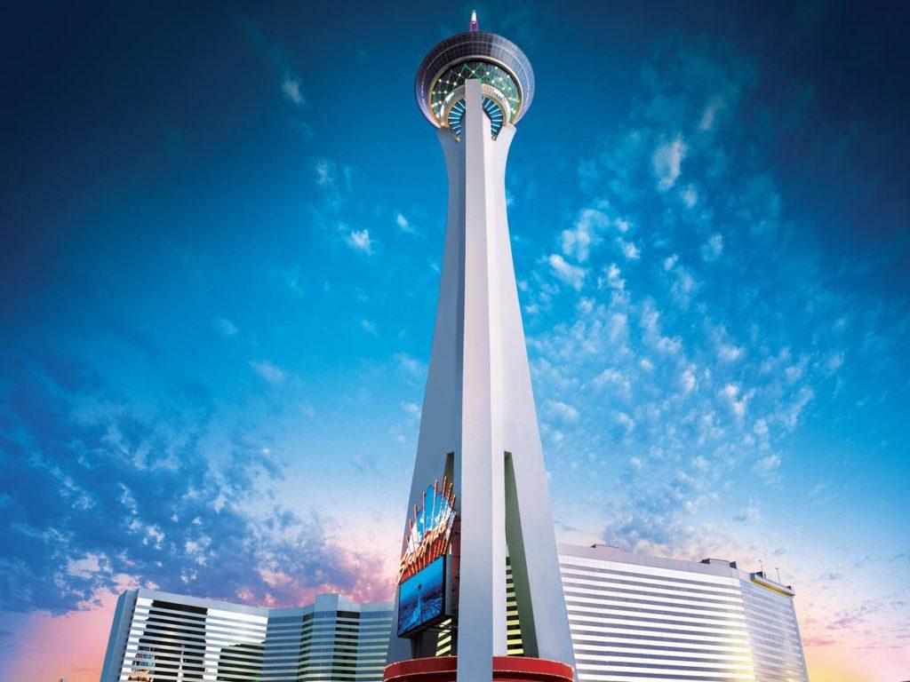 Stratosphere, Las Vegas, Nevada - Best places to bungee jump - 2018 - TrendMut- USA