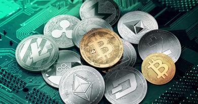 top 10 crptocurrencies - best cryptocurrencies - 2018- trendmut - bitcoin - ethereum - litecoin