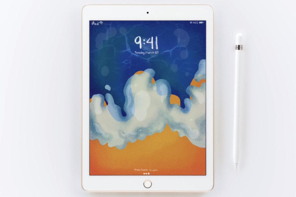 Apple iPad 2018 -Better than the iPad Pro - ipad 2018 vs ipad pro- Specifications - TrendMut - 2018 -2