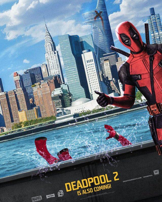Deadpool 2 Is Arriving Deadpool 2 New Trailer Is Here