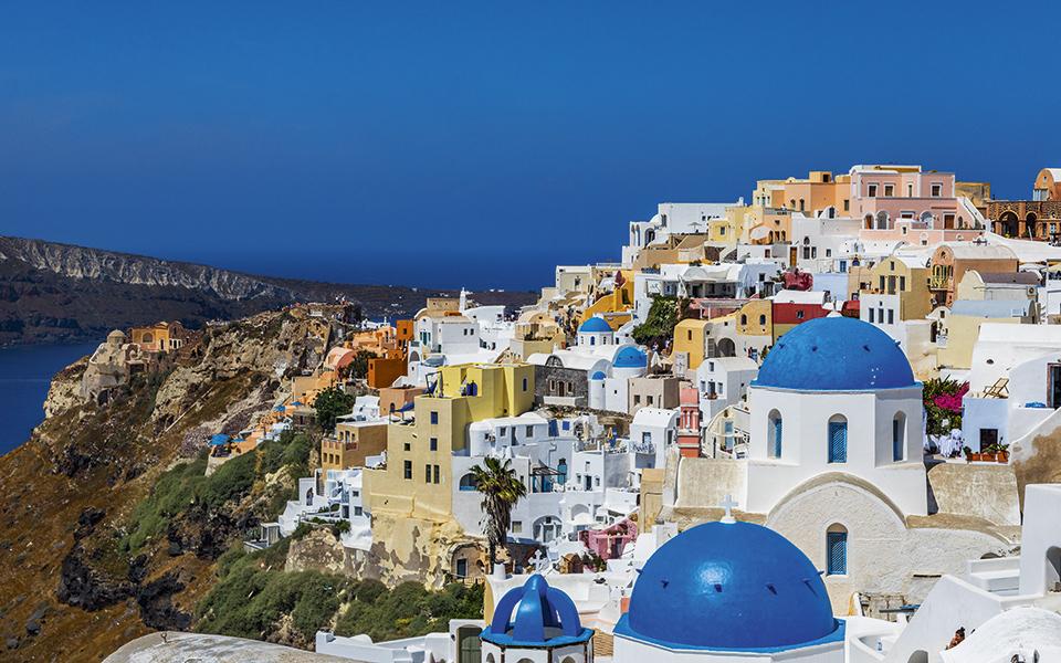 Greece towns