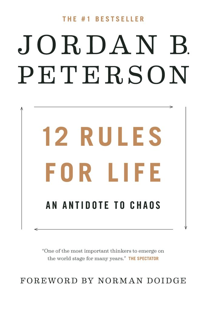 12 Rules for Life An Antidote to Chaos -Best Selling Books On Amazon 2018 - What books to buy online - TrendMut-