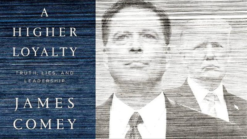 A Higher Loyalty Truth, Lies, and Leadership By James Comey -Best Selling Books On Amazon 2018 - What books to buy online - TrendMut-