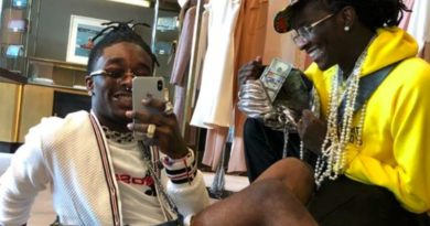 Lil Uzi Vert Teases His New Song While On Young Thugs' Instagram Live