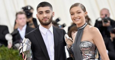 Gigi Hadid And Zayn Malik patch up