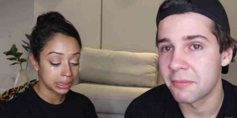 Liza Koshy And David Dobrik Break Up