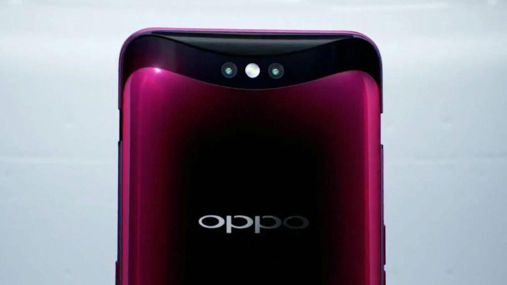 Oppo Find X color - Best bezel less phone 2018 - TrendMut