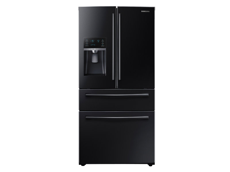 Samsung RF28HMEDBBC - Samsung fridge - Best Smart Refrigerators to Buy in 2018 - Top ten - smart fridges- What fridges to buy - TrendMut