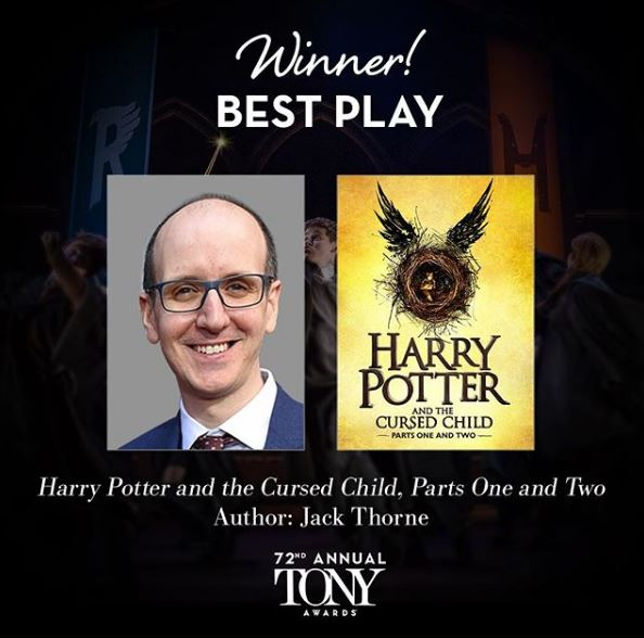 best-play-harry-potter-and-the-cursed-child-tony-awards-2018