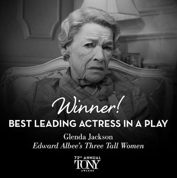 best-play-leading-actress-glenda-jackson-tony-awards-2018