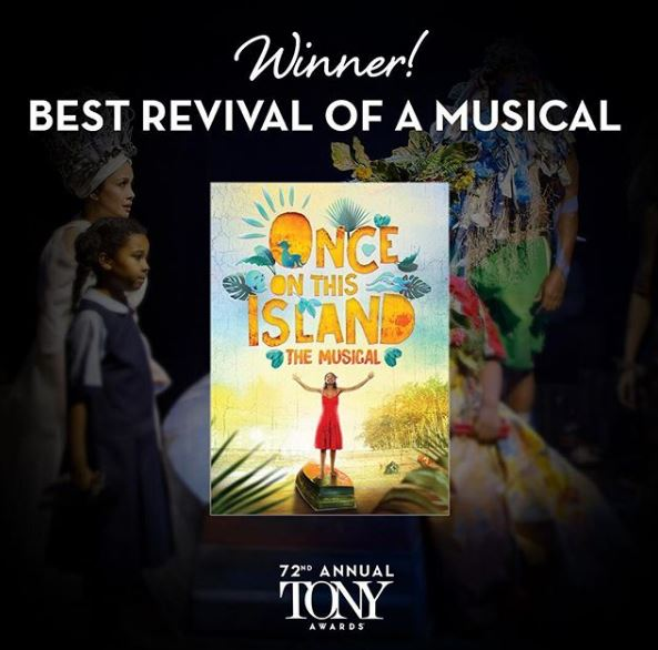 best-revival-musical-once-on-this-island-tony-awards-2018