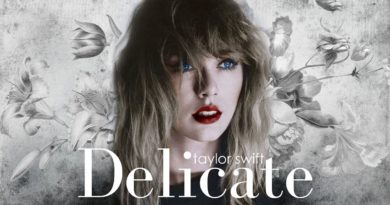 delicate lyrics taylor swift
