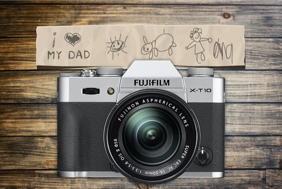 father's day 2018 gift camera