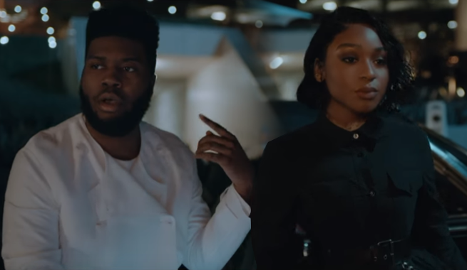 Love Lies Lyrics - Love Lies by Khalid And Normani
