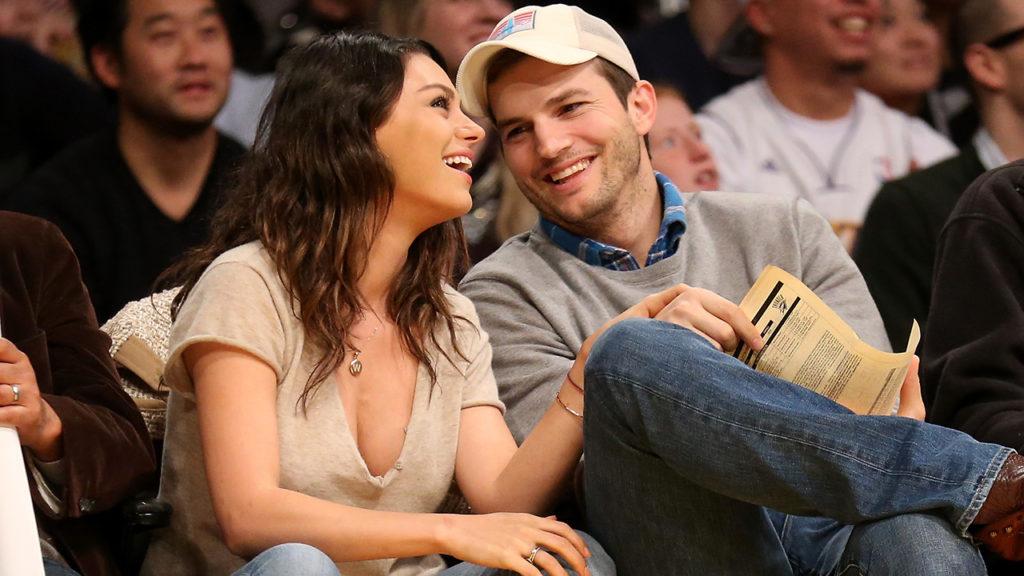Mila Kunis Ashton Kutcher Relationship