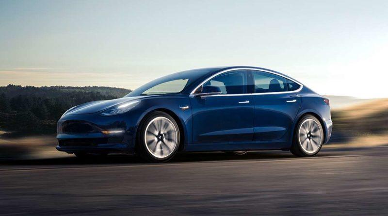 Tesla Model 3 reaches manufacturing goal - TESLA - TrendMut - Technolog news- 2018