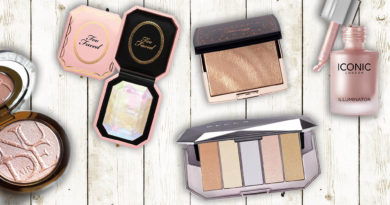 Best Highlighters For All Skin Tones - Best Highlighters To Buy In 2018