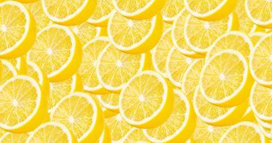 health benefits of lemon - lemon uses