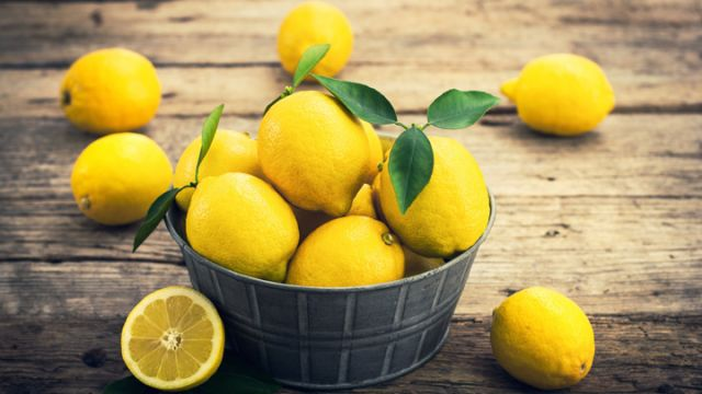 lemon health benefits - lemon juice benefits