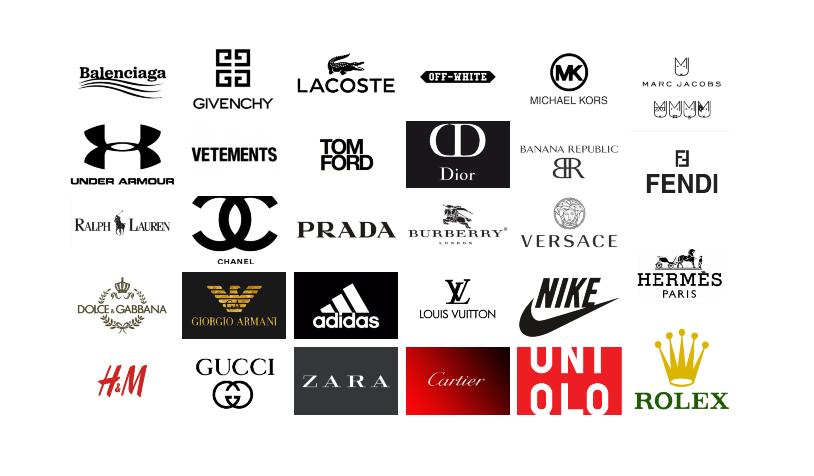 Top Ten Clothing Brands In 2018 - Best Clothing Brands In 2018 - photo#7