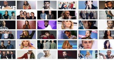 top ten singers of 2018
