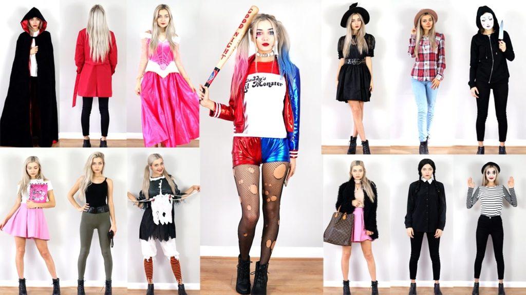2018 Halloween Costume Ideas For Single Girls