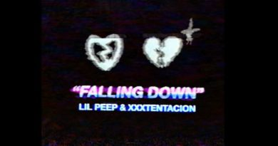 Lil Peep and XXXTENTACION Falling Down Lyrics