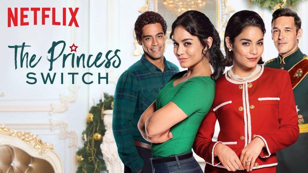 Princess Switch christmas movie
