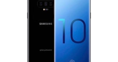Samsung Galaxy S10 specs and release date