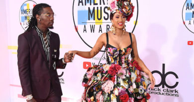 Cardi B Break Up With Offset