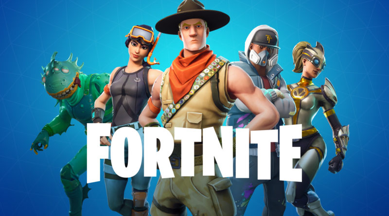 Fortnite News - epic games - games awards 2018