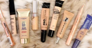 Top Ten Best Concealer Brands