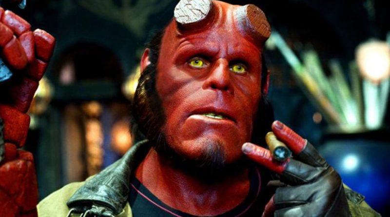 hellboy trailer, cast, release date
