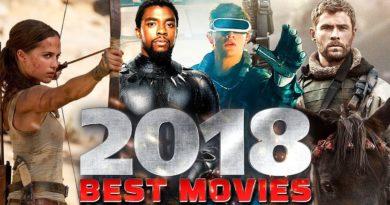 Top Ten Movies of 2018