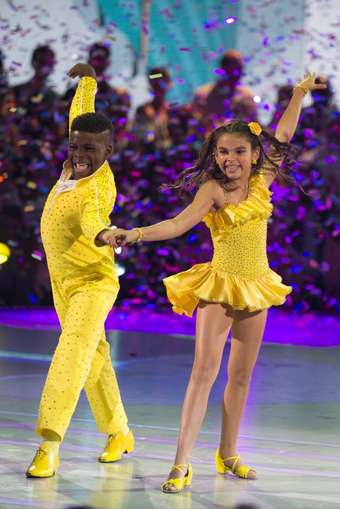 who wins Dancing with the Stars Juniors