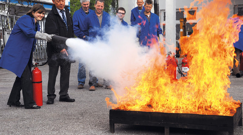 Importance of Fire Safety Training For Your Employees
