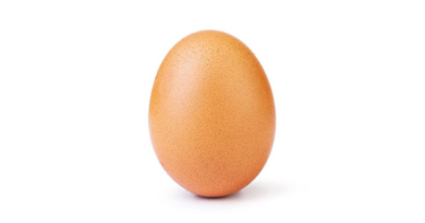 Instagram Most Liked Post Is An Egg