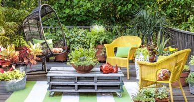 8 simple ways to save money on garden repair