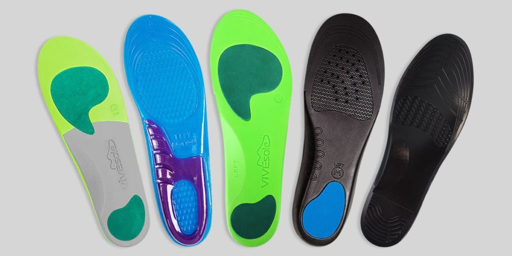 What are the best shoe insoles to buy and how to choose them