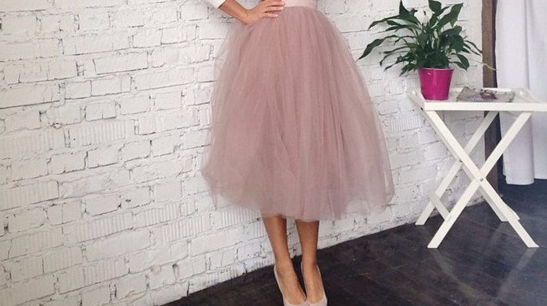 Everything You Need to Know About the Tulle Skirt