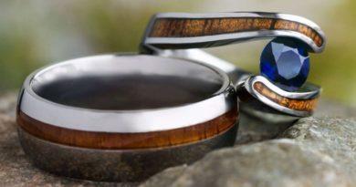 Guide to Buy Meteorite Tungsten Rings