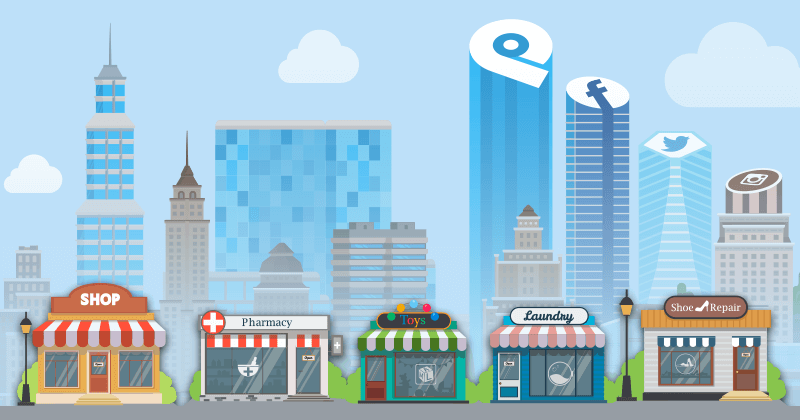Small Businesses Social Media