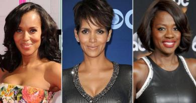 Black Female Actresses Under 40