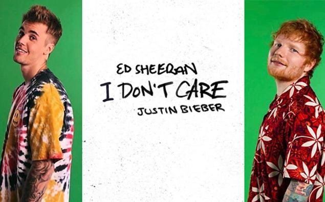I Don't Care Lyrics